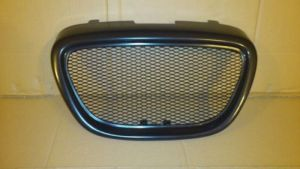 LECKS-TUNING Seat Leon 1P 2009- Frontgrill Kühlergrill Grill Sportgrill in ABS