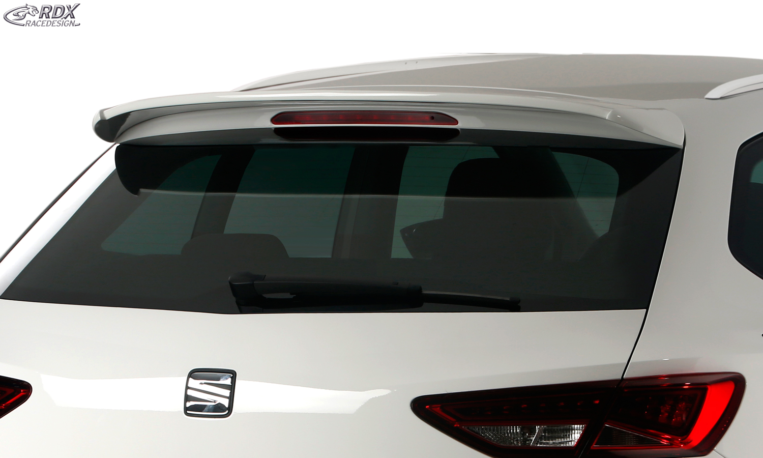 rdx heckspoiler seat leon 5f st kombi incl fr dachspoiler spoiler ebay. Black Bedroom Furniture Sets. Home Design Ideas
